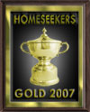 HomeSeekers Gold Award 2006 - www.HomeSeekers.com/Award_Winning_Real_Estate_Agents/